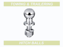 50 mm Hitch Ball