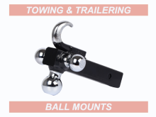 Tri-Ball with Hook